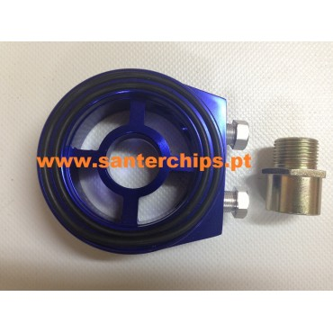 Oil Sandwich Adaptor to Gauge conection